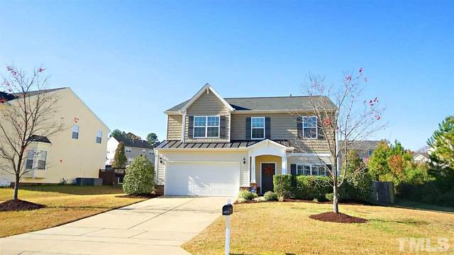 1217 Cantlemere Street, Wake Forest, NC 27587 (#2355440) :: Classic Carolina Realty