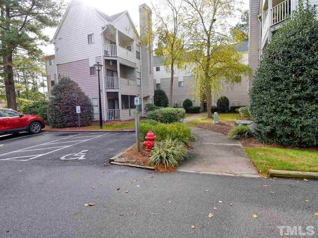 600 Audubon Lake Drive 5 A12, Durham, NC 27713 (#2355468) :: Marti Hampton Team brokered by eXp Realty