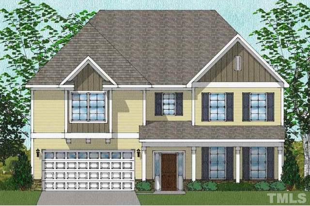 425 Cahors Trail #138, Holly Springs, NC 27540 (#2355481) :: Triangle Top Choice Realty, LLC