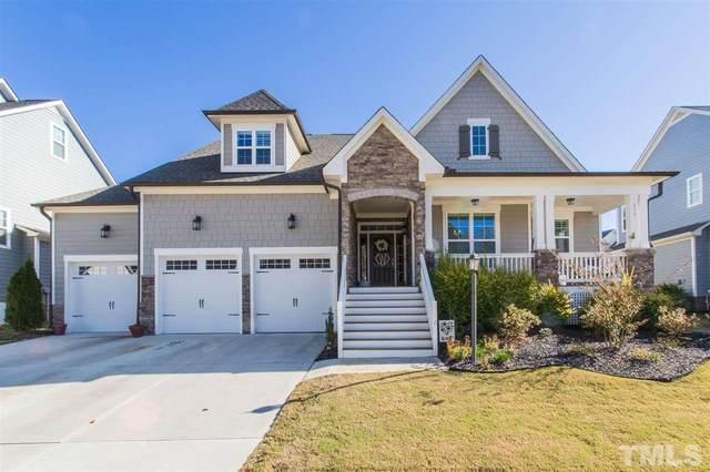820 Rambling Oaks Lane, Holly Springs, NC 27540 (#2355485) :: Classic Carolina Realty