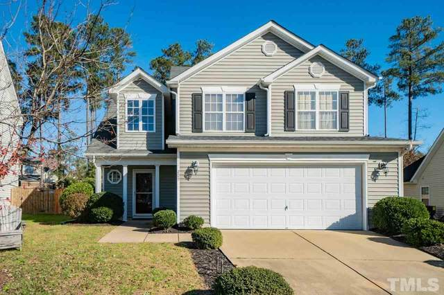 209 Braxcarr Street, Holly Springs, NC 27540 (#2355487) :: Bright Ideas Realty