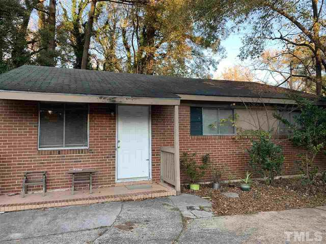 124 W Cornwallis Road, Durham, NC 27707 (#2355489) :: Marti Hampton Team brokered by eXp Realty