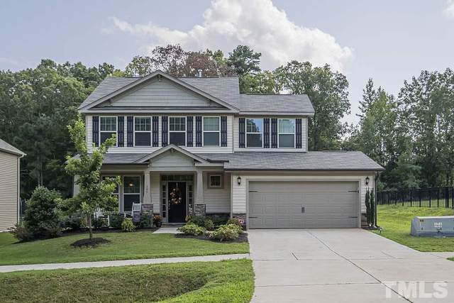 50 Hickory Run Lane 5 WL, Youngsville, NC 27596 (#2355504) :: Classic Carolina Realty