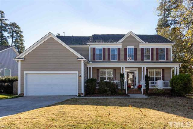 2321 Colony Woods Drive, Apex, NC 27523 (#2355520) :: Raleigh Cary Realty