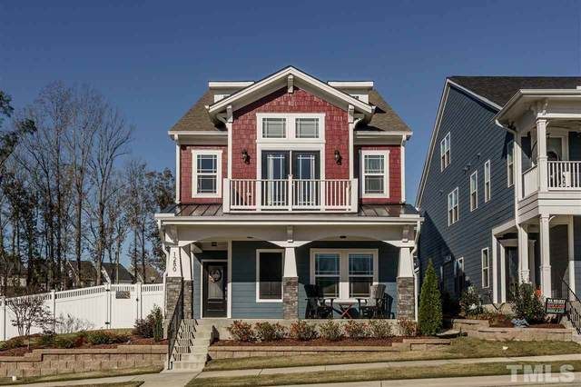 1280 Gloriosa Street, Apex, NC 27523 (MLS #2355524) :: On Point Realty