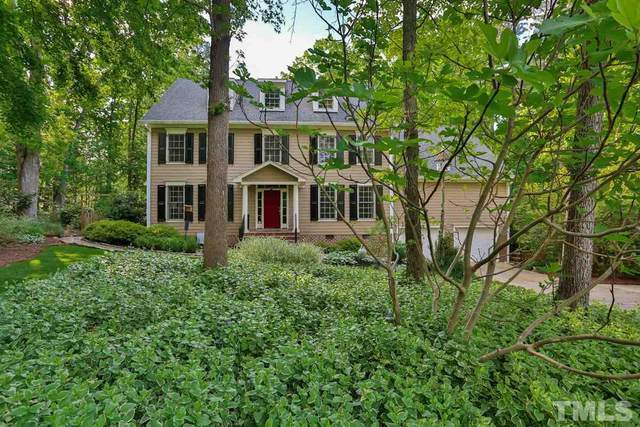 242 Knollwood Drive, Chapel Hill, NC 27514 (MLS #2355550) :: On Point Realty