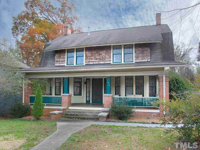 106 E Markham Avenue, Durham, NC 27701 (#2355568) :: Raleigh Cary Realty