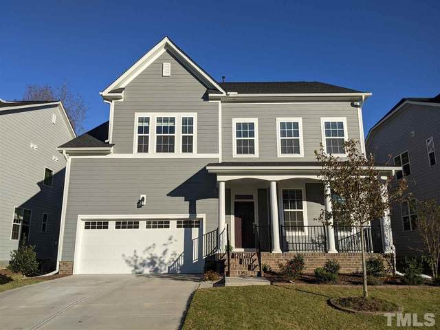 1489 Rowboat Road, Apex, NC 27502 (MLS #2355571) :: On Point Realty