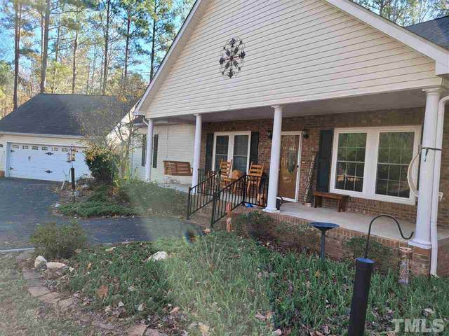 603 Woodland Church Road, Wake Forest, NC 27587 (#2355582) :: Raleigh Cary Realty