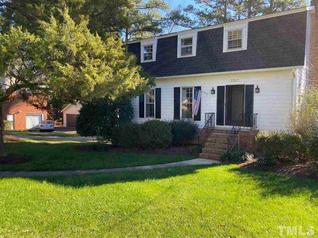 3317 Harden Road, Raleigh, NC 27607 (#2355606) :: Raleigh Cary Realty