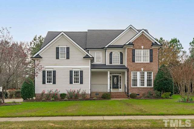 2537 Forestbluff Drive, Fuquay Varina, NC 27526 (MLS #2355609) :: On Point Realty
