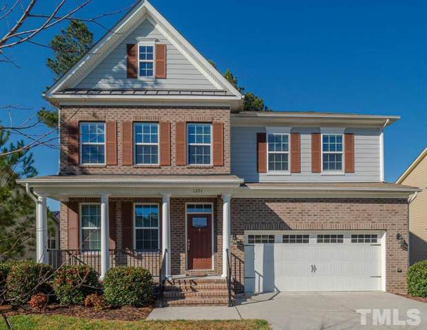 1201 Litchborough Way, Wake Forest, NC 27587 (#2355638) :: M&J Realty Group
