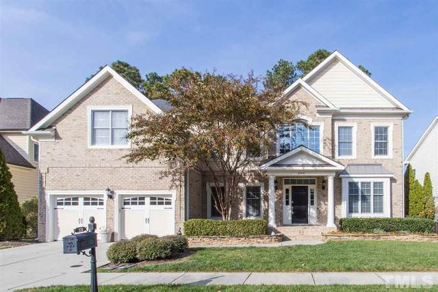 338 Melvin Jackson Drive, Cary, NC 27519 (MLS #2355641) :: On Point Realty