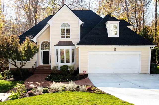 127 Highlands Lake Drive, Cary, NC 27518 (#2355656) :: Raleigh Cary Realty