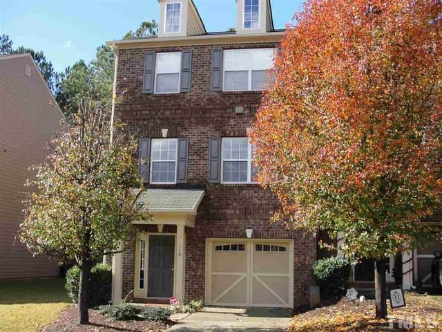 110 High Ramble Lane, Apex, NC 27539 (#2355690) :: Raleigh Cary Realty