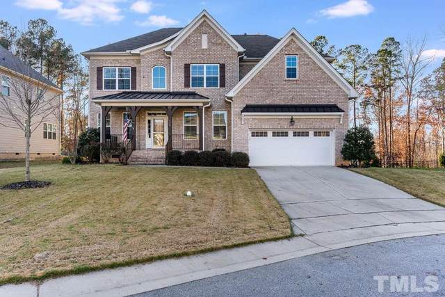 136 Chatsworth Lane, Clayton, NC 27527 (MLS #2355693) :: On Point Realty