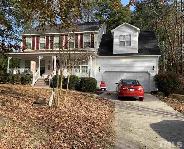141 Broom Sage Drive, Angier, NC 27501 (#2355698) :: The Rodney Carroll Team with Hometowne Realty