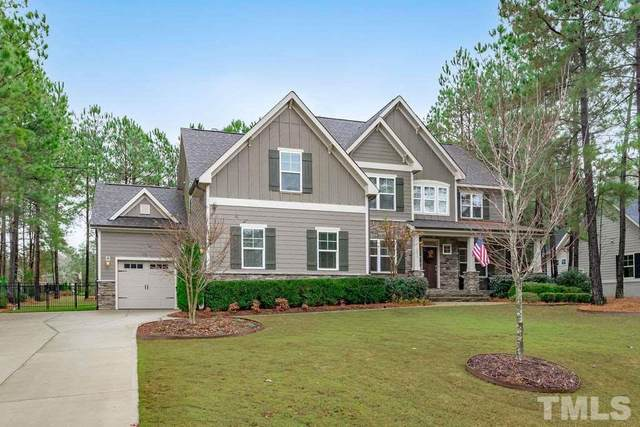 1217 Harrison Ridge Road, Wake Forest, NC 27587 (#2355771) :: Raleigh Cary Realty