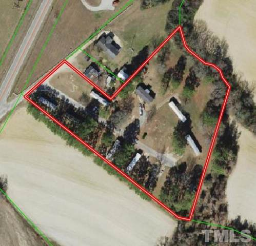 5212 Nc 50 Highway, Benson, NC 27504 (#2355828) :: The Rodney Carroll Team with Hometowne Realty