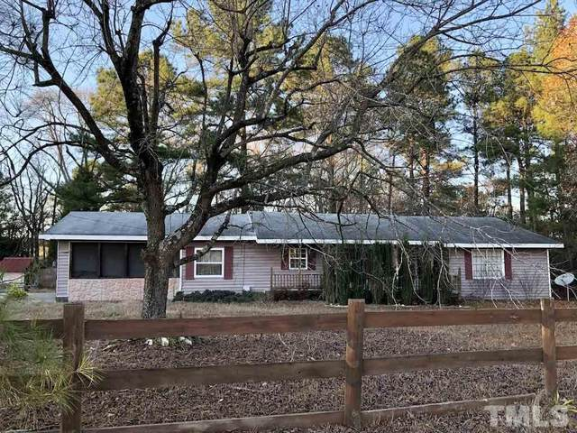 1372 Milton Welch Road, Cameron, NC 28326 (MLS #2355832) :: On Point Realty