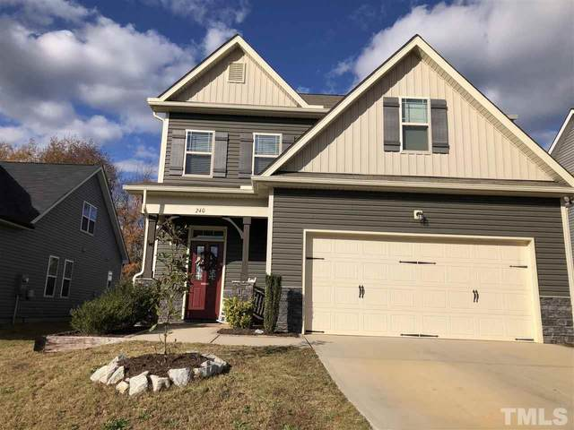 240 E Webber Lane, Clayton, NC 27527 (#2355836) :: Real Estate By Design