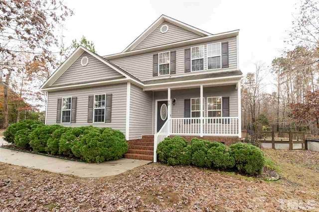 99 Conifer Court, Wendell, NC 27591 (MLS #2355883) :: On Point Realty