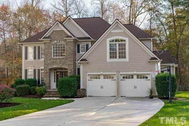 105 Beraneak Lane, Cary, NC 27519 (#2355898) :: Bright Ideas Realty