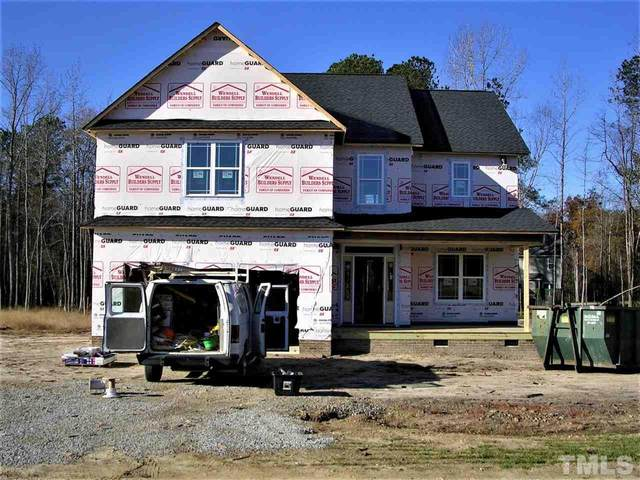 268 Long Grass Drive #55, Smithfield, NC 27577 (#2355930) :: Triangle Just Listed