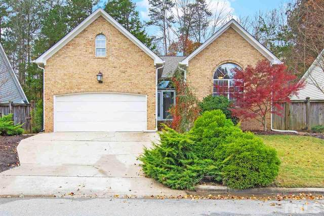 107 Carriage Circle, Chapel Hill, NC 27514 (#2355931) :: Triangle Top Choice Realty, LLC