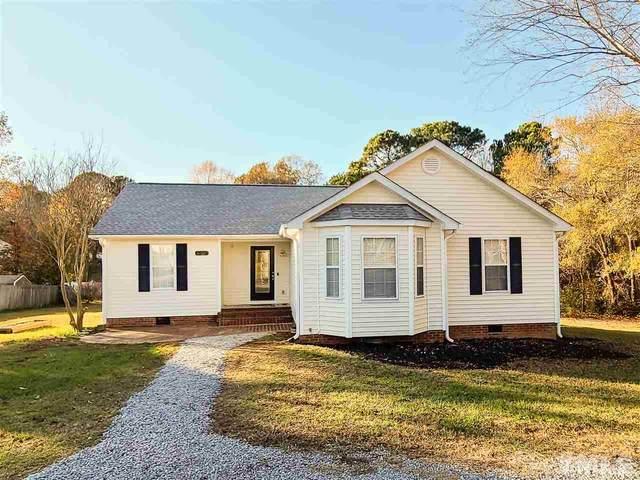 105 Tiffany Lane, Garner, NC 27529 (#2355950) :: Masha Halpern Boutique Real Estate Group