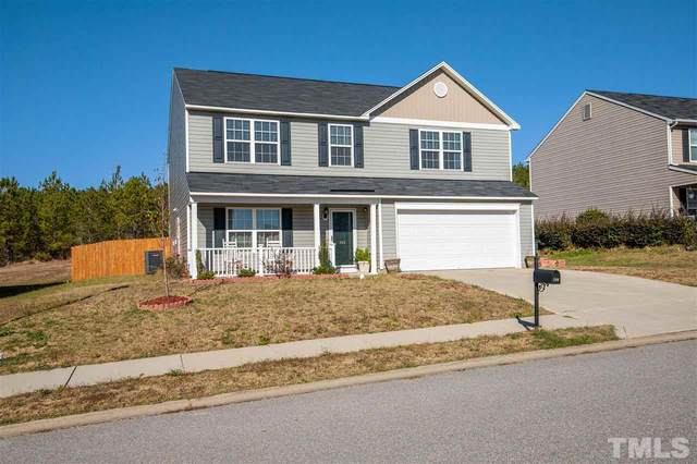 140 Thimbleweed Lane, Lillington, NC 27546 (#2355969) :: The Rodney Carroll Team with Hometowne Realty