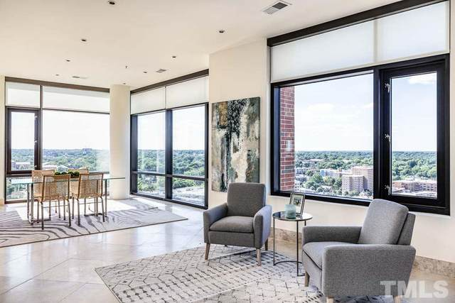 323 W Jones Street #1405, Raleigh, NC 27603 (#2355976) :: The Jim Allen Group
