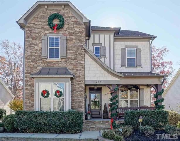 409 Morning Oaks Drive, Holly Springs, NC 27540 (#2355979) :: The Jim Allen Group
