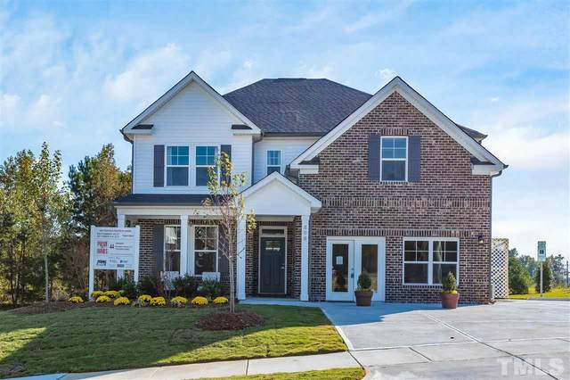808 Logan Meadow Court, Fuquay Varina, NC 27526 (#2355993) :: Marti Hampton Team brokered by eXp Realty