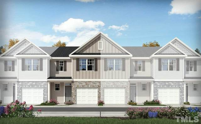 1014 Gentle Reed Drive #158, Durham, NC 27703 (#2355995) :: Triangle Just Listed