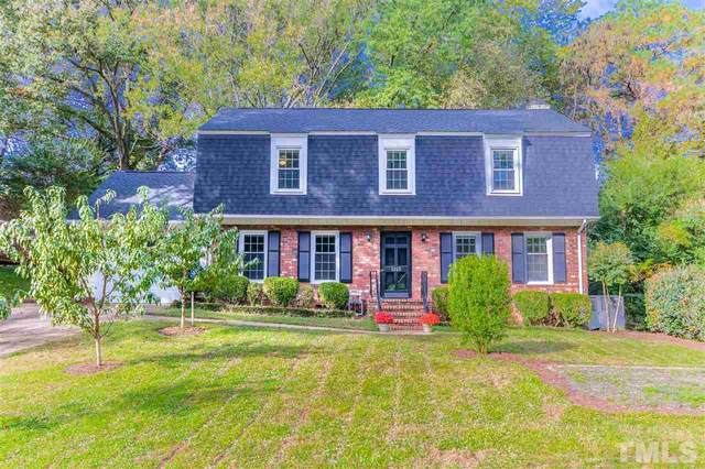 5205 Cedarwood Drive, Raleigh, NC 27609 (MLS #2356020) :: On Point Realty