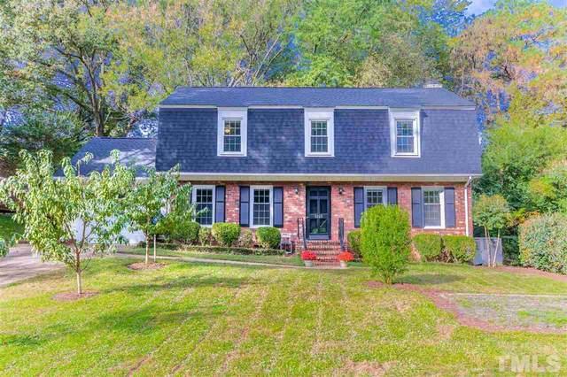 5205 Cedarwood Drive, Raleigh, NC 27609 (#2356020) :: Triangle Just Listed