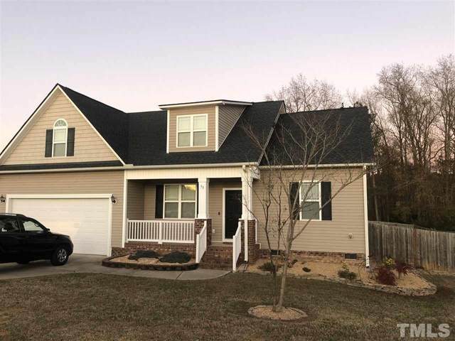 53 Jensen Drive, Wendell, NC 27591 (#2356022) :: Triangle Top Choice Realty, LLC