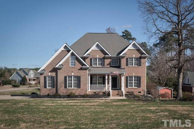 6117 Glennevis Lane, Wendell, NC 27591 (#2356041) :: Raleigh Cary Realty