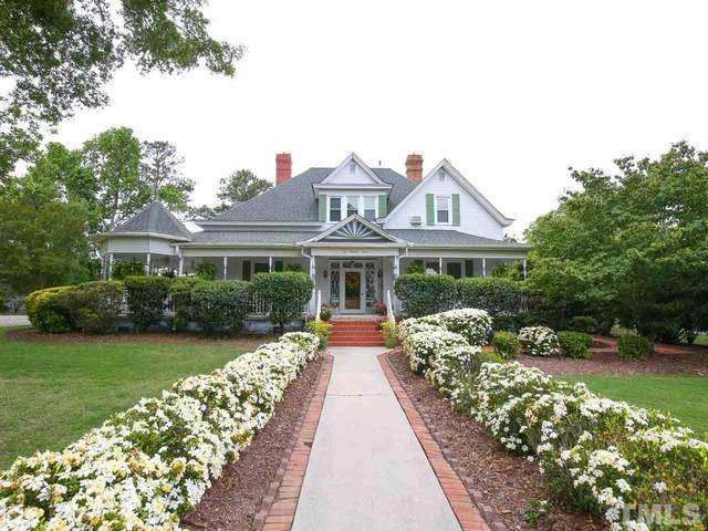 507 E Second Street, Clayton, NC 27520 (#2356042) :: Dogwood Properties