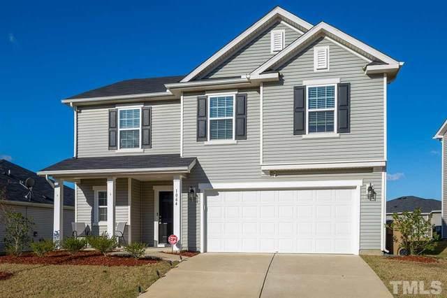 1064 Avondale Drive, Clayton, NC 27520 (#2356045) :: The Jim Allen Group