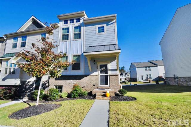 1009 Morningside Creek Way, Wake Forest, NC 27587 (#2356057) :: The Jim Allen Group