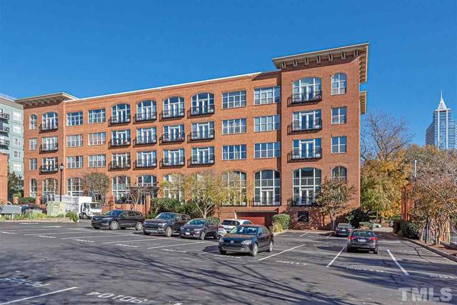 200 S Dawson Street #209, Raleigh, NC 27601 (#2356088) :: Marti Hampton Team brokered by eXp Realty