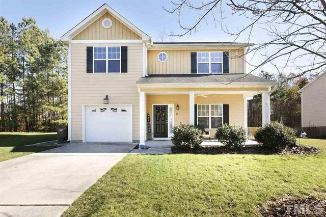 305 Sylvias Court, Durham, NC 27703 (#2356107) :: Triangle Just Listed