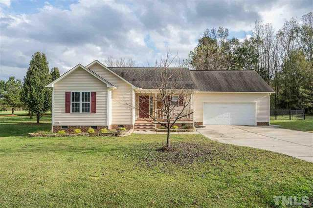 324 Middle Landing Drive, Smithfield, NC 27577 (#2356108) :: Masha Halpern Boutique Real Estate Group