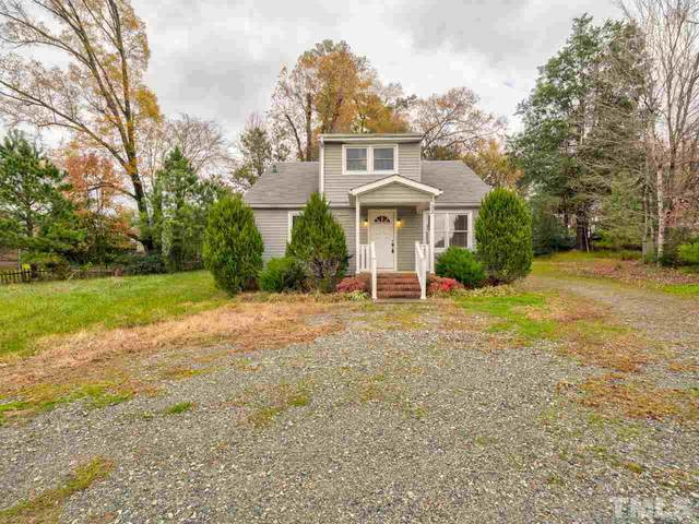 33 Deegan Drive, Pittsboro, NC  (#2356193) :: Bright Ideas Realty