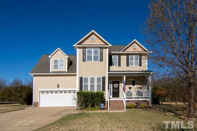 151 Blessed Lane, Angier, NC 27501 (#2356224) :: Masha Halpern Boutique Real Estate Group