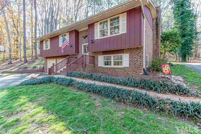 1057 Crenshaw Drive, Wake Forest, NC 27587 (#2356232) :: Marti Hampton Team brokered by eXp Realty