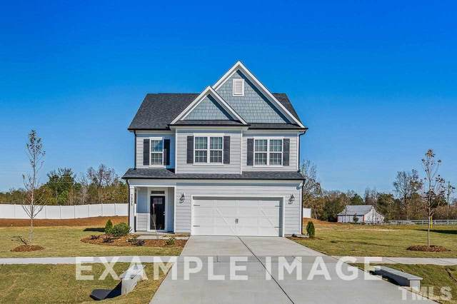 209 Highland Forest Drive 10/OAK/C, Fuquay Varina, NC 27526 (#2356241) :: Choice Residential Real Estate