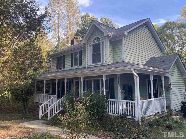 1034 E Justin Drive, Garner, NC 27529 (#2356244) :: Masha Halpern Boutique Real Estate Group